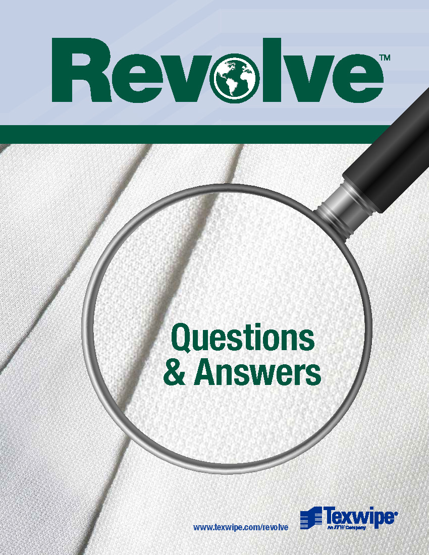 Revolve Question & Answers