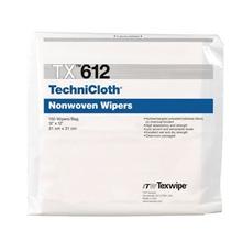 TechniCloth® TX612 Dry Nonwoven Cleanroom Wipers, Non-Sterile