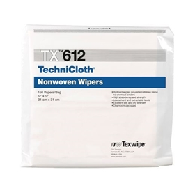 Picture of TechniCloth® TX612 Dry Nonwoven Cleanroom Wipers, Non-Sterile