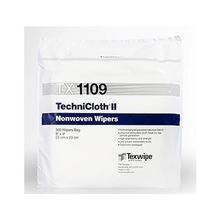 TechniCloth® II TX1109 Dry Nonwoven Cleanroom Wipers, Non-Sterile