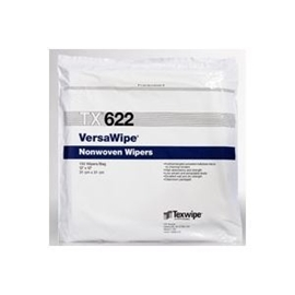 Picture of VersaWipe® TX622 Dry Nonwoven Cleanroom Wipers, Non-Sterile