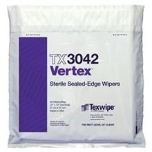 Sterile Vertex® TX3042 Dry Cleanroom Wipers