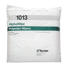 AlphaWipe® TX1013 Dry Cleanroom Wipers, Non-Sterile