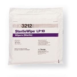 Vectra® Alpha® 10 TX3212 Dry Cleanroom Wipers, Sterile