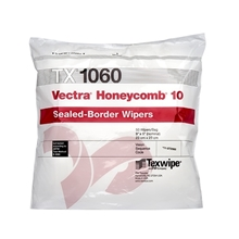 Picture of Vectra® Honeycomb® 10 TX1060 Dry Cleanroom Wipers, Non-Sterile
