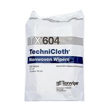 TechniCloth® TX604 Nonwoven Dry Cleanroom Wipers, Non-Sterile