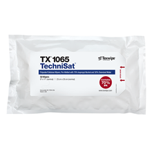 TechniSat® TX1065 Pre-Wetted Nonwoven Cleanroom Wipers, Non-Sterile