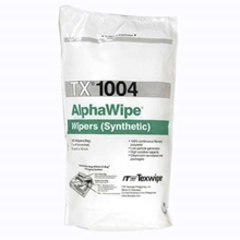 AlphaWipe® TX1004 Dry Cleanroom Wipers, Non-Sterile