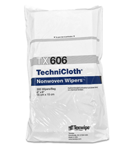 Picture of TechniCloth® TX606 Nonwoven Dry Cleanroom Wipers, Non-Sterile