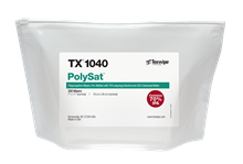 PolySat® TX1040 Pre-wetted Cleanroom Wipers, Non-Sterile