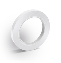 """LDPE / Rubber White Cleanroom Adhesive Tape 1/2"""" Width"""