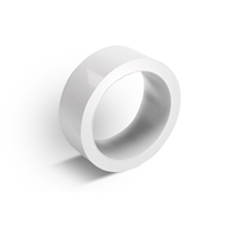 """PVC / Rubber White Cleanroom Adhesive Tape 2"""" Width"""