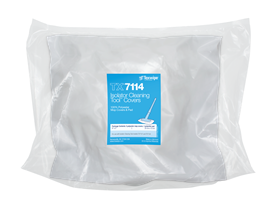 Picture of Mini AlphaMop™ / Isolator Cleaning Tool™ TX7114 Polyester Mop Covers, Non-Sterile