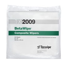 Picture of BetaWipe™ TX2009 Dry Cleanroom Wipers, Non-Sterile